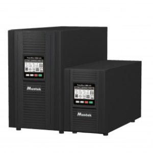 """UPS MUSTEK PowerMust 3024 online LCD (3KVA), IEC, """"98-ONC-X3024"""" (include timbru verde 3 lei)"""