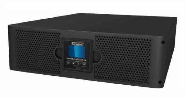"""UPS MUSTEK. PowerMust 6054 online LCD RM (6KVA), IEC, """"98-ONC-R6054"""" (include timbru verde 3 lei)"""