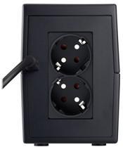 """UPS MUSTEK PowerMust 848EG (850VA) Line Interactive, Schuko, """"98-LIC-G0848"""" (include timbru verde 3 lei)"""