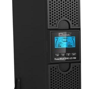 """UPS MUSTEK. PowerMust 1090 online LCD RM (1KVA), IEC, """"98-ONC-R1009"""" (include timbru verde 3 lei)"""