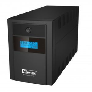 "UPS MUSTEK PowerMust 2212 LCD (2200VA) Line Interactive, IEC, ""98-LIC-C2212"" (include timbru verde 3 lei)"